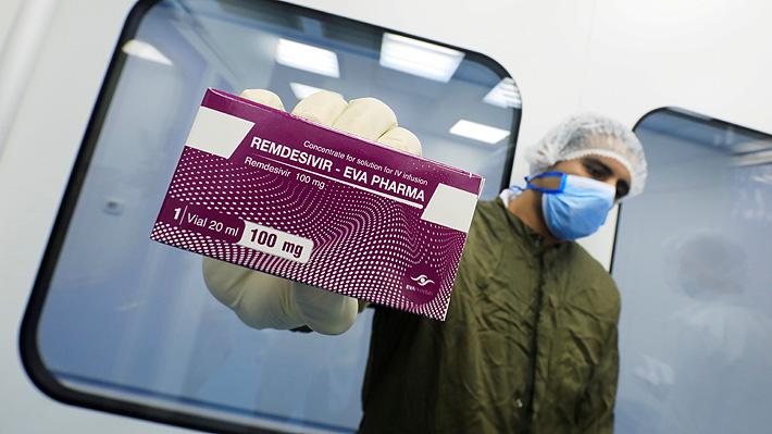 EE.UU. causa polémica tras adquirir casi toda la producción del fármaco remdesivir para tratar el covid-19