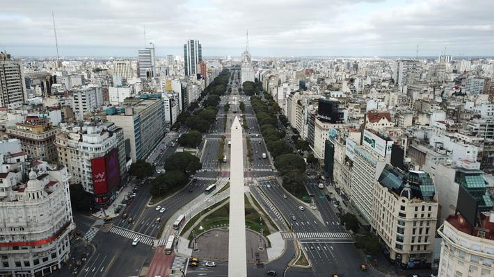 Buenos Aires vive primer día de endurecimiento de la cuarentena en medio de estrictos controles policiales