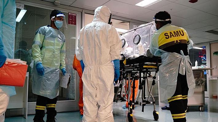Santiago suma 10 días sin derivaciones aéreas de pacientes y volvería a asistir a otras regiones