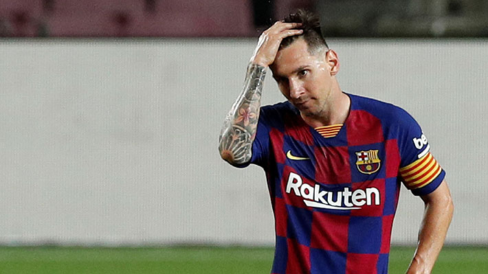 En España lanzan una bomba y aseguran que Messi analiza dejar el Barcelona... Cuándo lo haría y los motivos