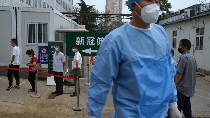 Ciudad china emite alerta sanitaria por un posible caso de peste bubónica