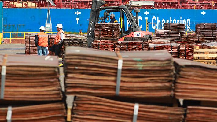 Cobre anota fuerte alza ante el optimismo sobre la demanda de China