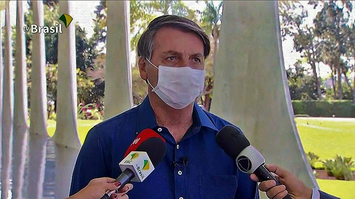"""OMS destaca que positivo de Bolsonaro por covid-19 demuestra que """"todos somos vulnerables"""""""