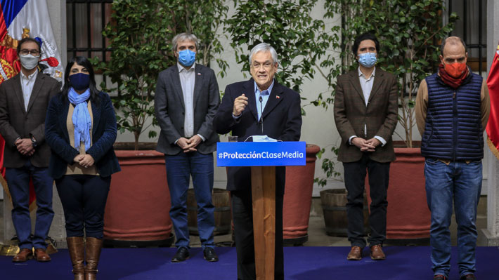 Gobierno sostiene reuniones con Chile Vamos en medio de tensiones por fondos de AFP y medidas para clase media