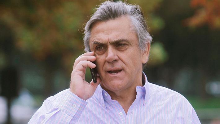 """Pablo Longueira envía carta a la bancada UDI y pide que no se sumen a la """"demagogia"""" por retiro de fondos AFP"""