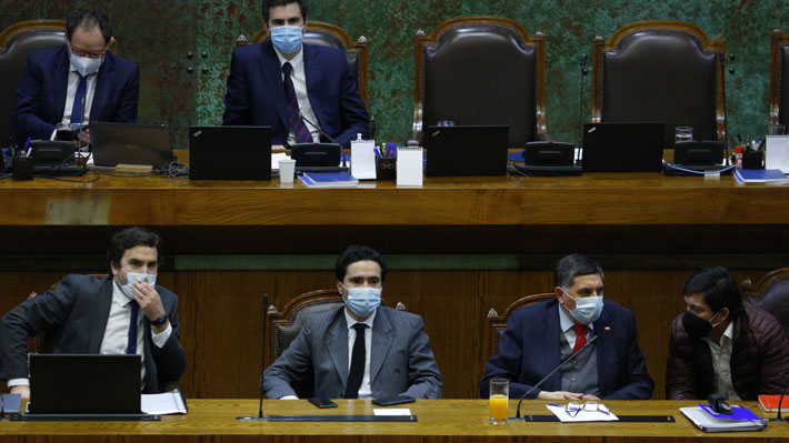 Las 24 horas en que el Gobierno intentó sin éxito alinear a Chile Vamos en el momento más tenso del oficialismo