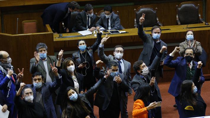 Gobierno no logra alinear a Chile Vamos y Cámara aprueba proyecto que permite el retiro del 10% de los fondos de las AFP