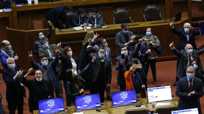 Las frases que marcaron el debate donde se aprobó el proyecto sobre retiro de fondos de pensiones con votos oficialistas