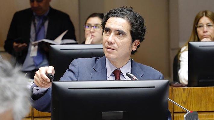 """Briones y postura de senador UDI por el 10%: """"Nosotros tenemos que persuadir, nuestras iniciativas son superiores"""""""