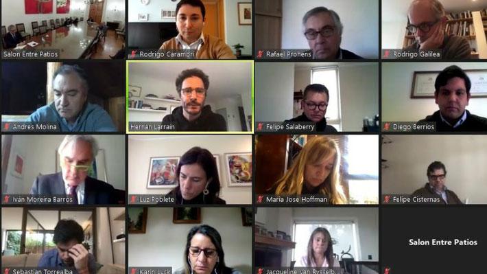 """""""Hasta nuevo aviso"""": Las reacciones que dejó en Chile Vamos la decisión del Gobierno de suspender el comité político"""