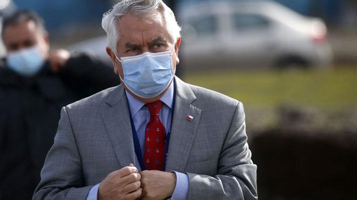"""Paris descarta que crisis oficialista desvíe la """"atención"""" del combate de la pandemia, pero llama a trabajar unidos"""