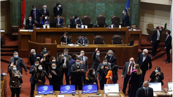 Cámara votará el próximo miércoles proyecto sobre retiro de pensiones en particular