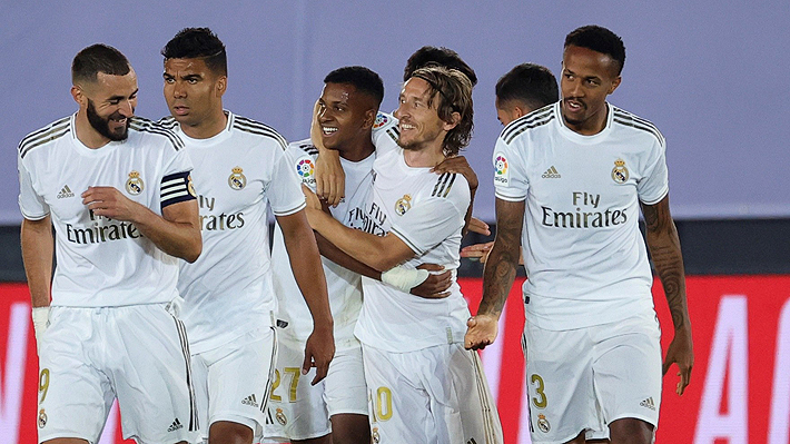 El Real Madrid obtiene otro triunfo polémico y a Vidal se le pone cada vez más difícil alcanzar el récord histórico que quería