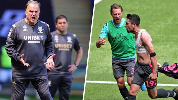 El agónico gol al puro estilo Bielsa que dejó al Leeds a un paso del ascenso a la Premier League
