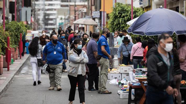 Rengo y centro urbano de Arica se suman a cuarentenas: Parten el martes 14 de julio
