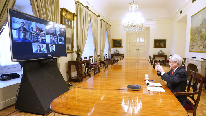 Presidente sostiene primera reunión con Chile Vamos en medio de semana clave ante duro momento del oficialismo