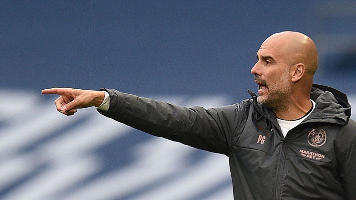 Un molesto y desafiante Guardiola estalla contra quienes cuestionaron al City, entre ellos Mourinho