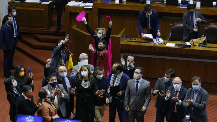 Tensa sesión: Cámara aprueba proyecto del retiro de fondo AFP con votos de Chile Vamos e iniciativa pasa al Senado