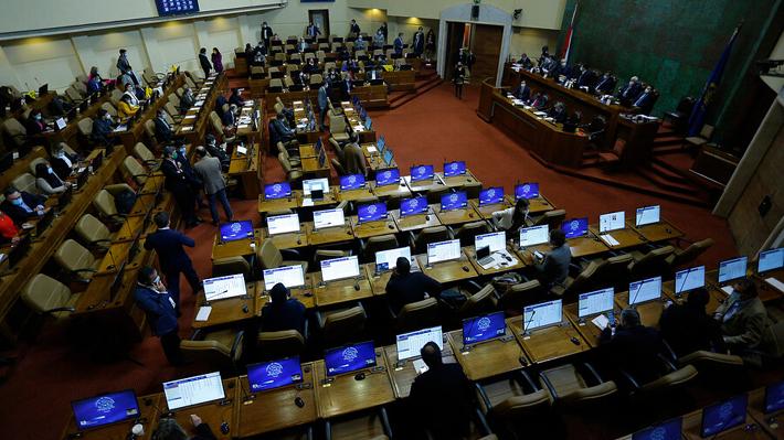 No fueron los mismos 13: Revisa los diputados de Chile Vamos que apoyaron el retiro del 10%