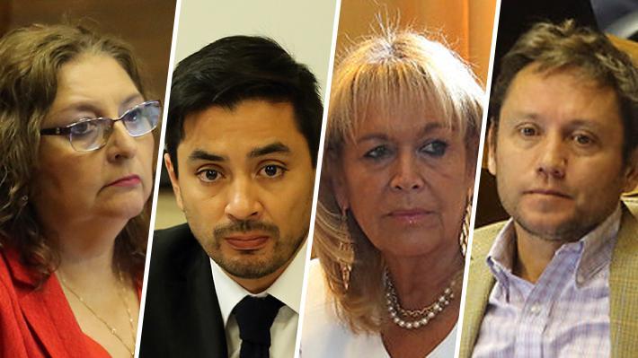"""UDI pasa al Tribunal Supremo a diputados que respaldaron el retiro de fondos: Los acusa de """"traicionar principios"""" del partido"""