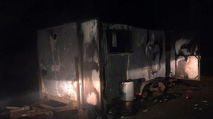 Nuevo ataque en Arauco deja 12 máquinas incendiadas y genera ...