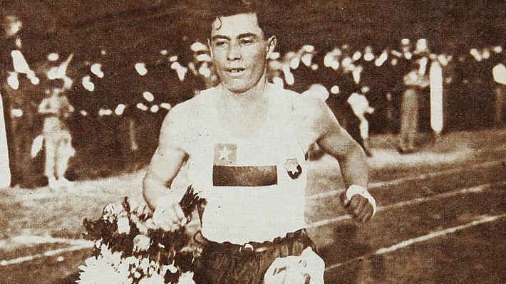 El día en que Manuel Plaza hizo historia como el primer chileno en ganar  medalla olímpica y el mito que por años envolvió su gesta   Emol.com