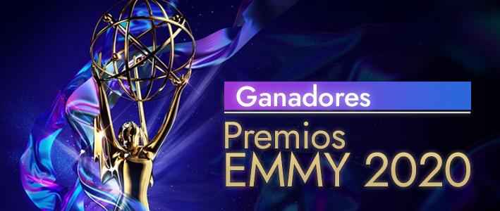 Sigue en vivo el listado completo de ganadores de los Premios Emmy 2020 |  Emol.com