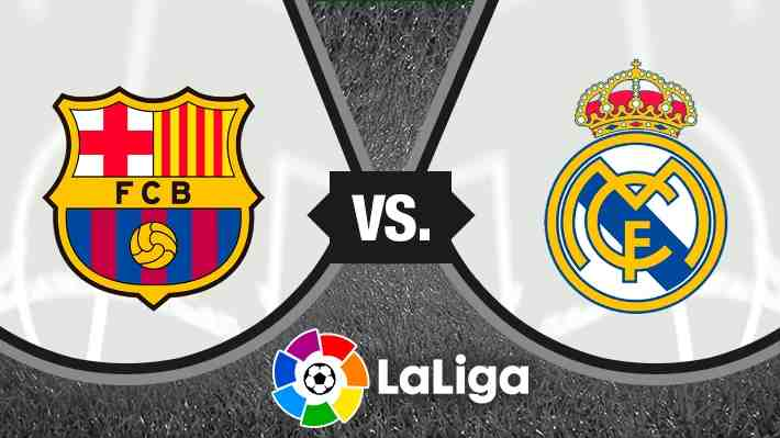 ¡En vivo! GOOOOLAZO DEL REAL MADRID... Anota a los cinco minutos y ya le gana al Barcelona en el Camp Nou