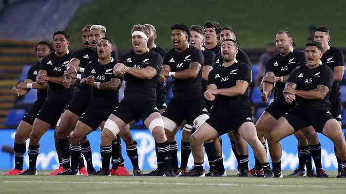 Video: El tremendo y noble gesto de los All Blacks ante los Pumas por la muerte de Maradona