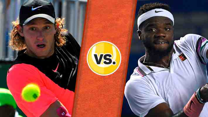 ¡En vivo! Tiafoe le quiebra a Jarry y saca ventaja en el set definitivo en el Chile Open