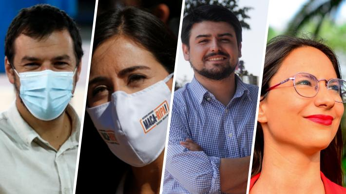 Frente Amplio arrebata a Chile Vamos Maipú, Estación Central y Viña del Mar: Santiago queda en manos del PC   Emol.com