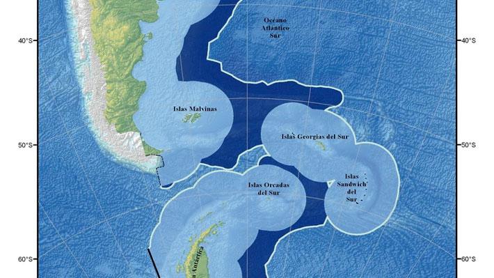 Plataforma continental: El origen de la controversia entre Chile y Argentina que hoy enfrenta a gobiernos de Piñera y Fernández | Emol.com