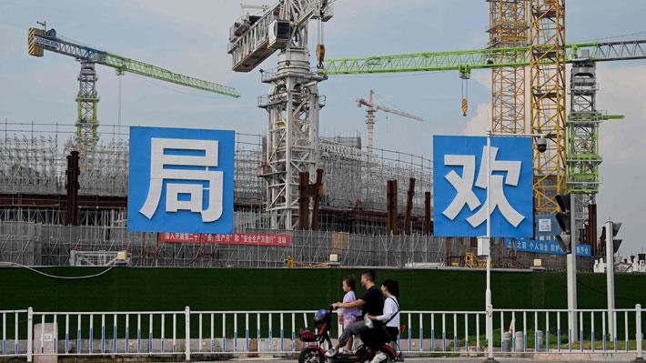 China solicita de manera oficial unirse al Acuerdo Integral Transpacífico, TPP11 | Emol.com