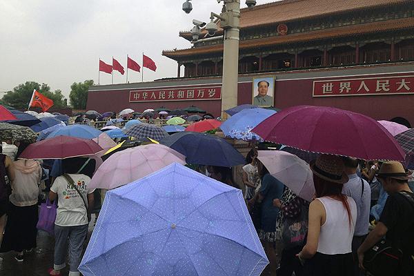 Silencio en China y homenajes en el exterior marcan el 26° aniversario de masacre de Tiananmen