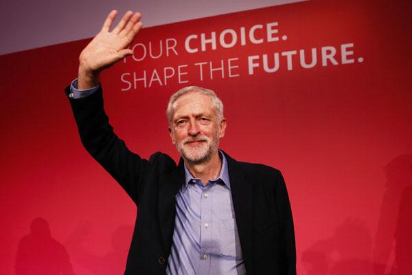 Socialista Jeremy Corbyn es el nuevo líder del Partido Laborista de Reino Unido
