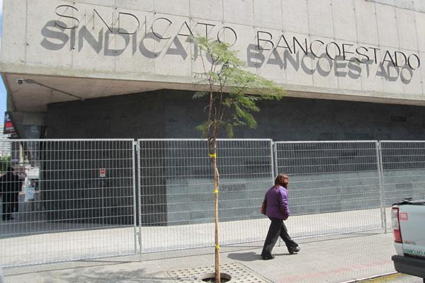 Sindicato de BancoEstado defiende negociación: Fue una labor seria y responsable