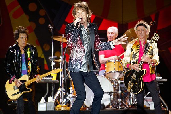 Las canciones y frases que dejó el segundo concierto de los Rolling Stones en Chile