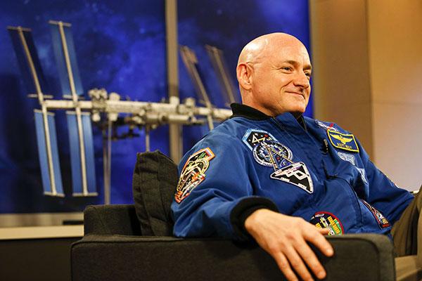 Scott Kelly y su vuelta a la Tierra: