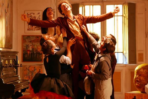 El ovacionado regreso de Alejandro Jodorowsky al Festival de Cannes