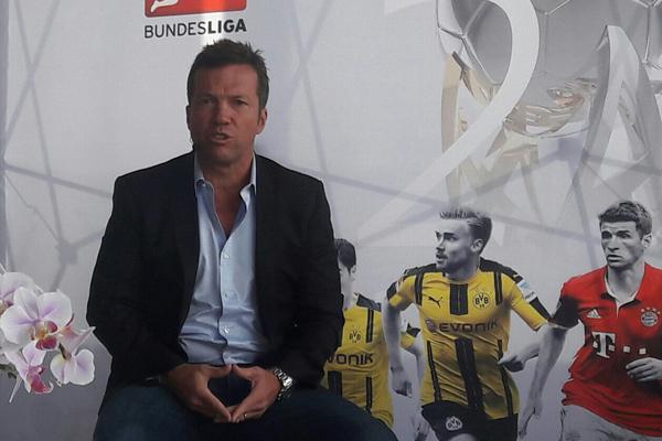 Lothar Matthäus pone a Chile entre