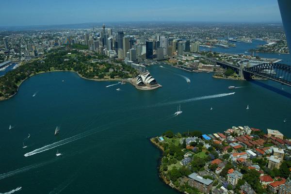 Australia anota 100 trimestres sin recesión y está a tres de romper el récord mundial