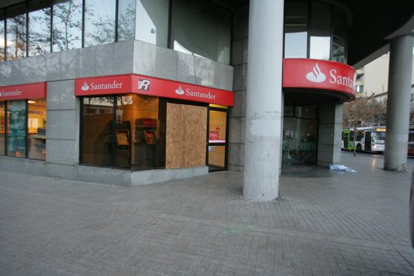 Corte de Apelaciones confirma multa contra Banco Santander por giros no autorizados
