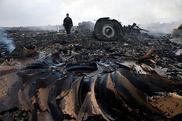 Fiscalía holandesa confirma que avión de Malaysia Airlines caído en Ucrania fue abatido por un misil ruso