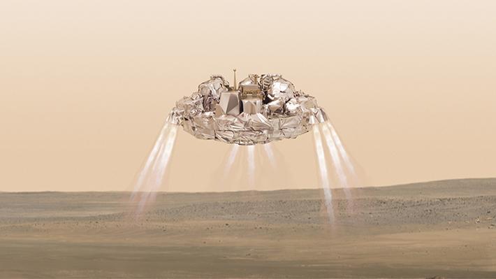 Una falla de software habría provocado el fracaso en el aterrizaje de la misión europea a Marte