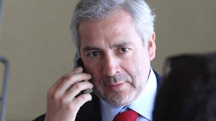 Fiscal Guzmán y atentado a Landerretche:
