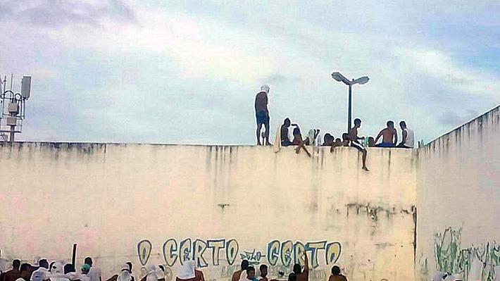 Nuevo motín en cárcel de Brasil deja al menos diez presos decapitados