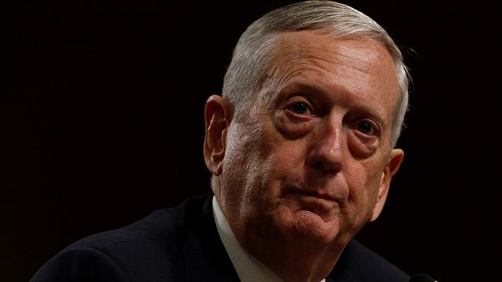 Senado de EE.UU. confirma al general James Mattis como nuevo secretario de Defensa