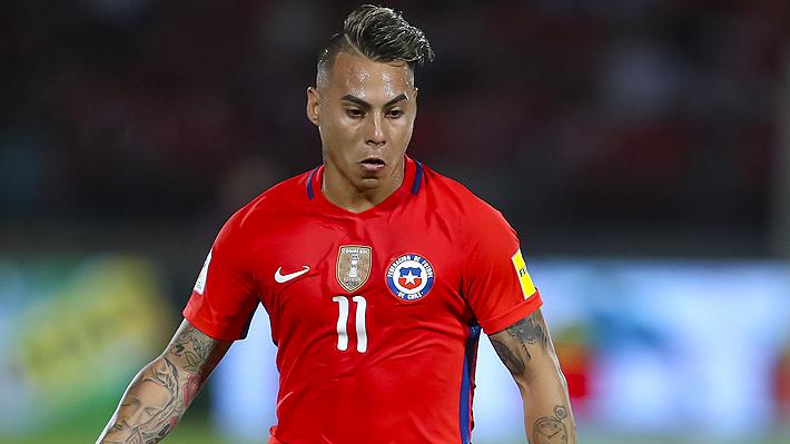 Tigres de México confirmó el arribo al club del atacante chileno Eduardo Vargas