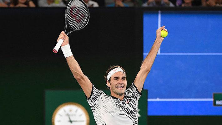 Federer agrandó aún más su leyenda: En un partidazo venció a Nadal en la final de Australia y sumó su 18° Grand Slam