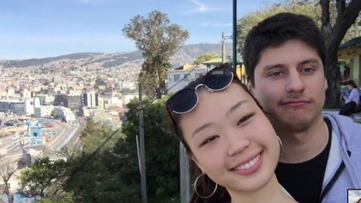 Chileno sospechoso de desaparición de japonesa en Francia protagonizó rápida notificación en la Corte Suprema